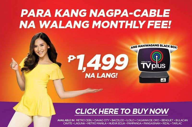 Abs Cbn Tv Plus Now Available In Batangas Abs Cbn Tv Plus Now