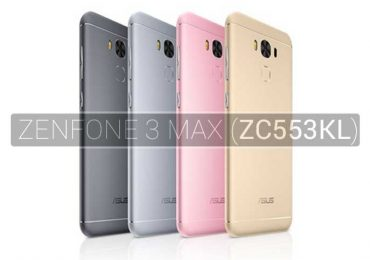 A 5.5-inch Zenfone 3 Max with Snapdragon 430 is coming soon