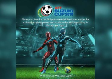 Suzuki PH kicks off online promo for AFF Suzuki Cup