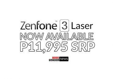 ASUS Zenfone 3 Laser now available in PH