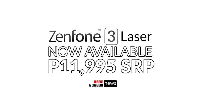 Zenfone 3 Laser Philippines