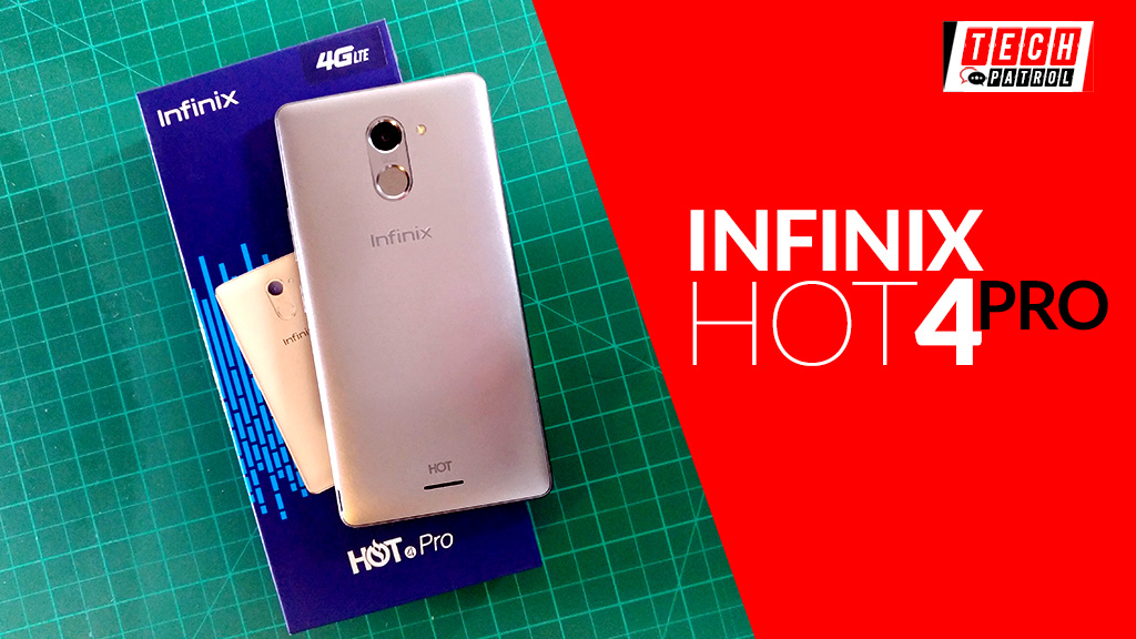 Unboxing Amp Hands On Infinix Hot 4 Pro