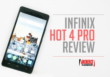 INFINIX Hot 4 Pro Review