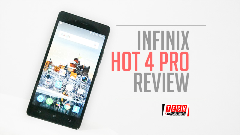 INFINIX Hot 4 Pro Review