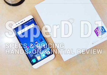 MyPhone launches SuperD D1 in PH; 3D Smartphone priced at P11,990
