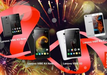 Lenovo Vibe Series: helps you in your daily activities and keeps you entertained