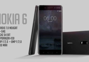 The legend is back! Nokia releases Nokia 6! Android 'to bes!