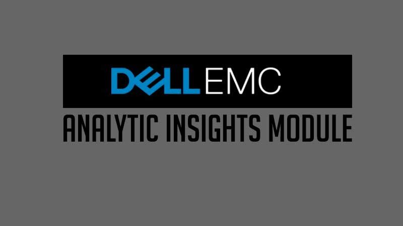 New Dell EMC Analytics Solution launches