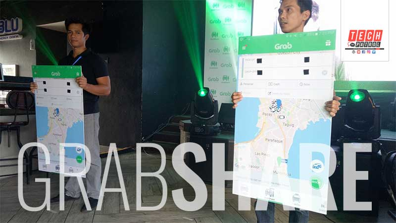 Photo of Now Official: GrabShare; the UberPool of Grab