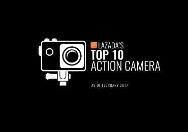TOP 10: Lazada's Most Popular Action Cam in Lazada
