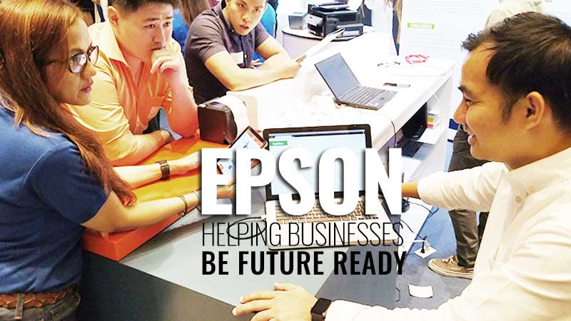 EPSON Solutions & Technology Convention 2017: Making Businesses Future Ready