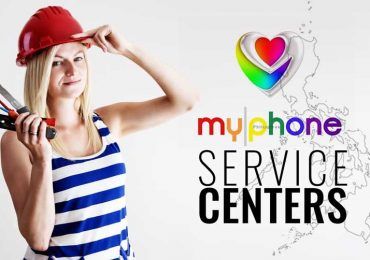 myPhone Service Centers