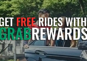 Get a FREE Ride with Grab with GrabRewards