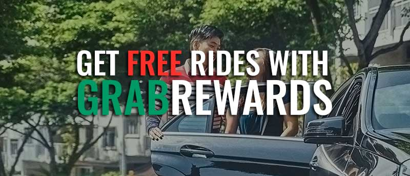 Photo of Get a FREE Ride with Grab with GrabRewards