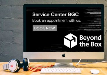 Beyond The Box Service Center opens in BGC