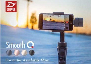 Zhiyun Smooth Q Global Pricing Announced