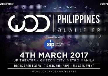 Sony PH Powers World of Dance PH 2017