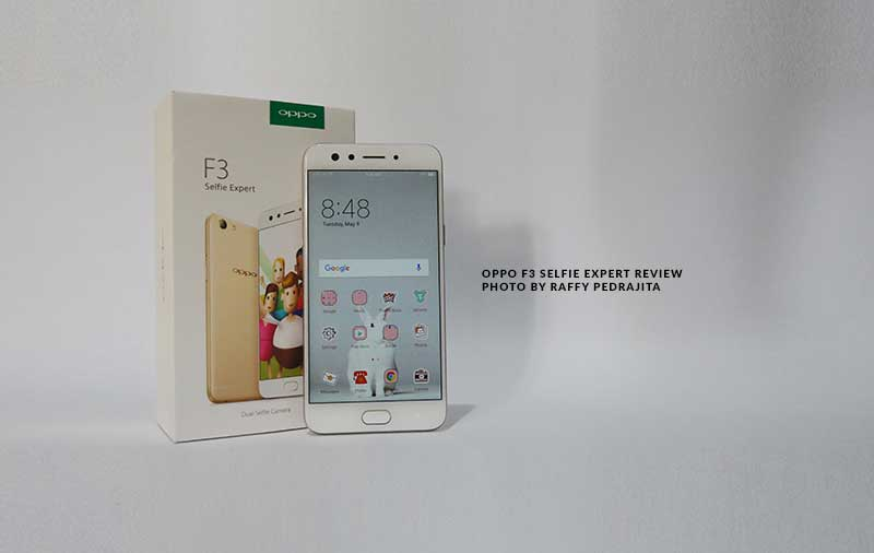 OPPO F3 Review: Slim & Lightweight Selfie Expert