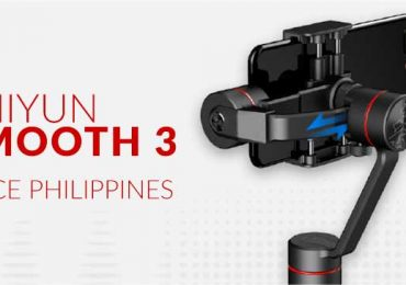 Updated: Zhiyun Smooth 3 is now available in PH