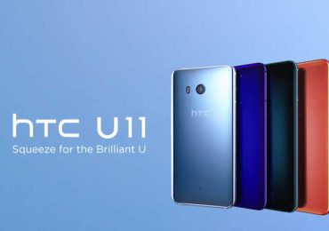 HTC U11 flagship phone goes official!