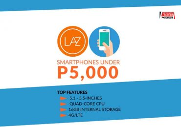 Smartphones you can buy under P5k today