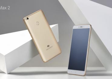 Xiaomi Mi Max 2 with revamped design & massive 5,300 mAh battery announced