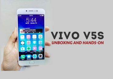 Vivo V5S – Hands-on preview: Selfie again