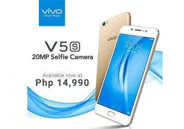 VIVO V5s SRP in PH is P14,990