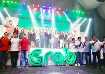 Grab PH recognizes top drives, riders & employees on its 5th Anniversary