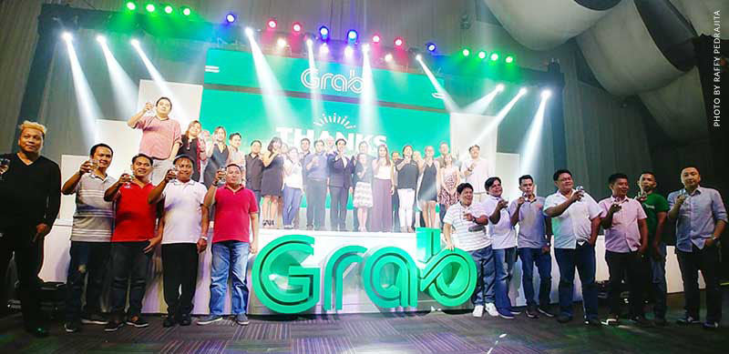Photo of Grab PH recognizes top drives, riders & employees on its 5th Anniversary
