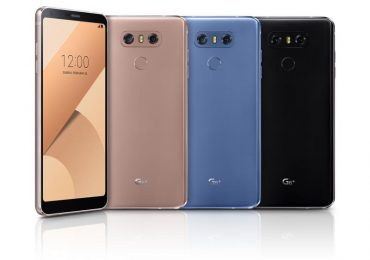 LG G6+ with 128GB storage & Qi wireless charging and LG G6 32GB unveils