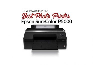 Epson SureColor P5000 wins Best Photo Printer