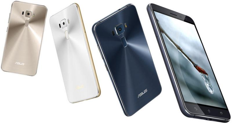 Asus will release six or seven Zenfone 4 devices by the end of July 2017