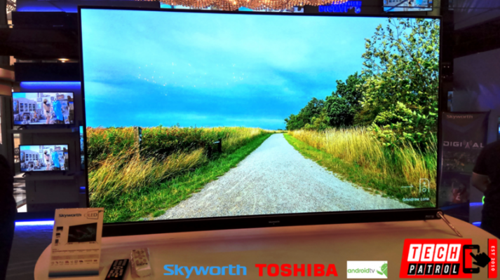 Photo of Skyworth – Toshiba collab unveils new OLED Android TV series in the Philippines