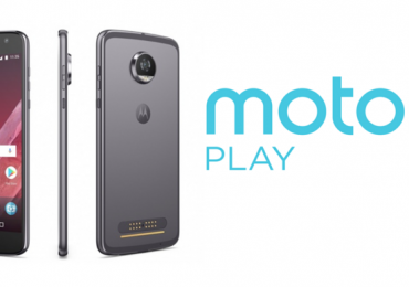 Motorola unveils Moto Z2 Play with new Moto Mods, smaller battery capacity