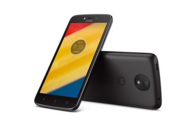 Entry level Moto C has Android 7 and priced at only P3,699