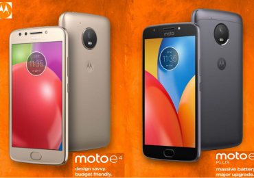 Motorola intros Moto E4 and E4 Plus: budget-friendly phones, priced starts at $130