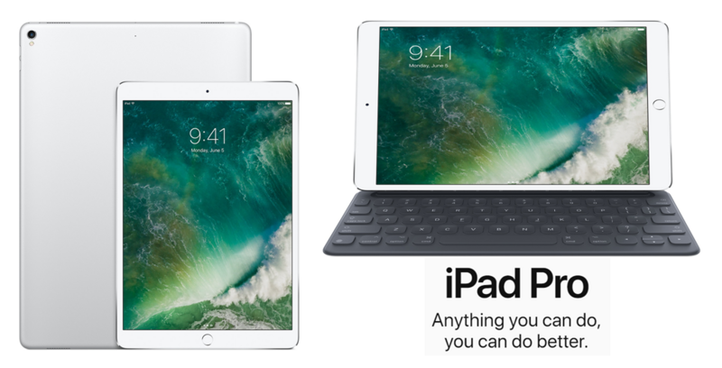 Photo of Apple releases new iPad Pro models: the world's most advanced display with iOS 11 upgrade