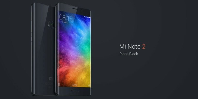 Xiaomi Mi Note 2 Special Edition announces, packs 6GB of RAM