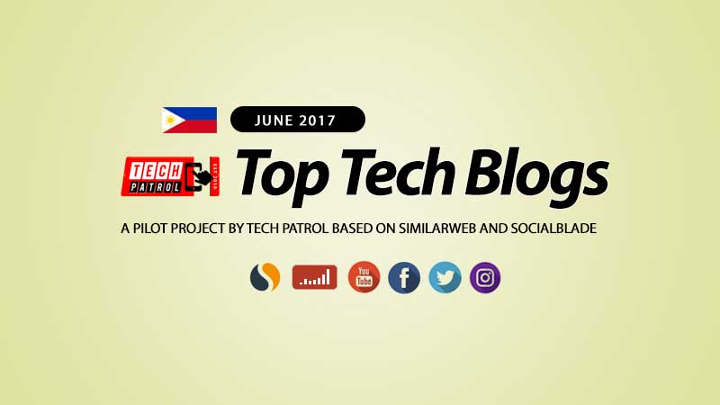PH TOP Tech Blogs for June 2017