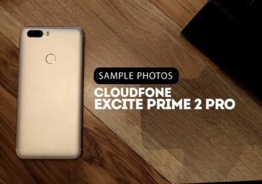 Sample Photos from Cloudfone Excite 2 Pro