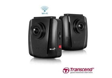 Transcend Dashcams Ensure Safety On-the-Road