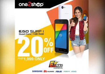 Deal Alert: Get Torque Mobile's EGO Surf i for only P1,999
