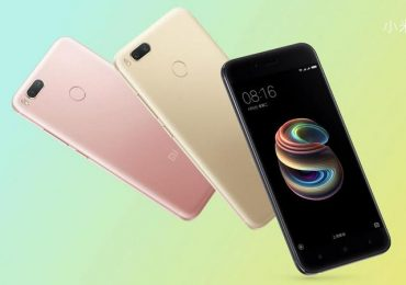 Xiaomi Mi 5X and the MIUI 9 debuts with cool features