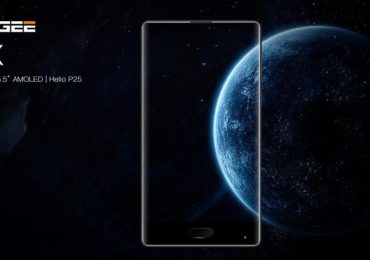 DOOGEE Mix with bezel-less display is set to arrive in the Philippines soon