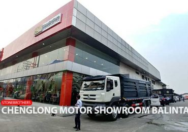 Chenglong Motor Showroom Balintawak by Stone Brothers Now Open