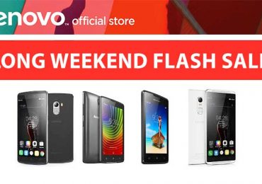 Lenovo's Long Weekend Flash Sale: Price starts at P2,199