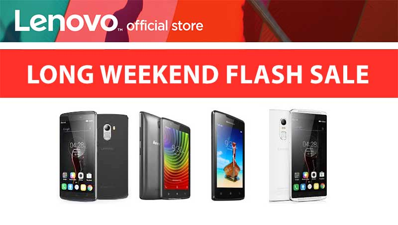 lenovo flash sale lazada