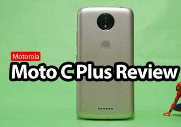 Motorola Moto C Plus Review: An entry-level smartphone with great battery life