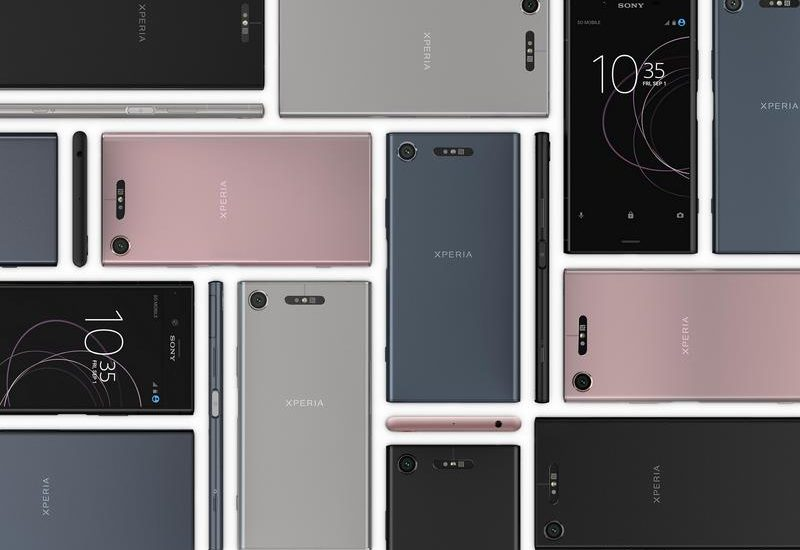 Sony debuts Xperia XZ1 and XZ1 Compact with TRILUMINOS display